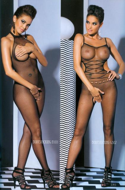 Bodystocking/ Testharisnya